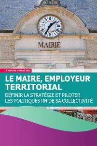 le Maire, employeur territorial